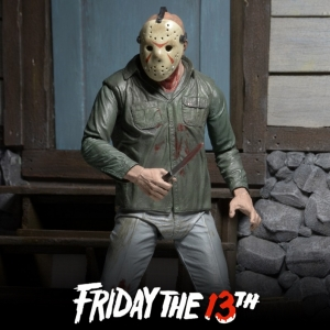 NECA Jason Voorhees Figure (Friday the 13th)