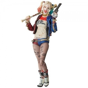 Mafex (No.033) - Harley Quinn - Suicide Squad (ของแท้)