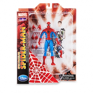 Spider-Man Action Figure - Marvel Select (ของแท้)