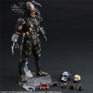 Play Arts Kai - Predator Figure