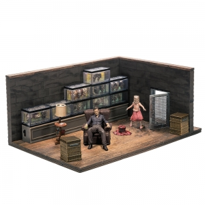 McFarlane Toys - The Walking Dead - The Governor's Room (ของแท้)
