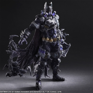 PLAY ARTS KAI- BATMAN : ROGUES GALLERY – MR. FREEZE