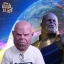 Avengers: Infinity War - THANOS Mask Cosplay thumbnail 1
