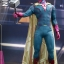 Hot Toys : Avengers: Age of Ultron - Vision Figure thumbnail 3