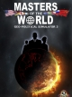 Masters of The World Geopolitical Simulator 3 ( 1 DVD )