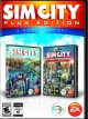 SimCity + Cities of Tomorrow Expansion Pack ( 2 DVD )
