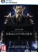 The Elder Scrolls V Skyrim Dragonborn Addon DLC ( 1 DVD )
