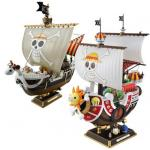 Going Merry & Thousand Sunny