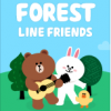 Theme Forest friends