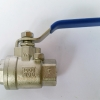 "Ball Valve with 1/2"" MPT thread one end"
