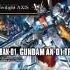 HGUC205 1/144 AN-01 Tristan [Gundam Twilight Axis] 1500 Y
