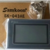 Display and control human-machine interface 4.3-inch touch screen SK-043AE