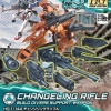 HG BC35 1/144 CHANGELING RIFLE 600yen