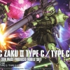 HG Origin16 1/144 MS-06 Zaku II Type C / C5 1,800Yen
