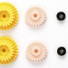 JR High Speed EX Gear Set - MS Chassis/Gear Ratio 3.7:1
