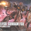 HG Orgin 1/144 Gundam The Origin MSD Series Gundam FSD 2,200Yen