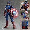 Figma Action Figure Series Captain America (กัปตันอเมริกา )