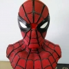 Spider Man (Civil War) Resin Bust