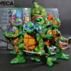 NECA Teenage Mutant Ninja Turtles Figure (Set of 4)