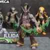 NECA Heroes of the Storm Illidan Action Figure (ของแท้ลิขสิทธิ์)