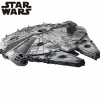 Bandai Star Wars 1/144 Scale Millennium Falcon (ของแท้)