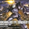 HG Origin 1/144 GunCannon Early Type (鉄騎兵中隊機) 1800y