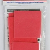 JR Brake Sponge Set - 1/2/3mm Red