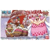 One Piece Grand Ship Collection - Queen Mama Chanter (ลิขสิทธิ์แท้)
