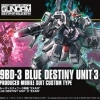 HGUC 209 1/144 Blue Destiny Unit3 Exam 1600yen