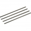 JR 60mm Reinforced Shaft - Black (4pcs)