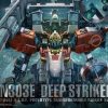 MG 1/100 PLAN303E DEEP STRIKER (ASIA Lot Limited) 20000yen