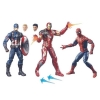 Captain America Civil War Marvel Legends Spider-Man 3-Pack (ของแท้ลิขสิทธิ์)