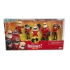 Disney Pixar Incredibles 2 Junior Supers Family Pack (ของแท้ลิขสิทธิ์)