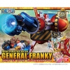 PreOrder: P-Bandai: General Franky 15th Year TV Animation Series มัดจำ 500บาท