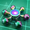 Colorful Hexa Hand Spinner