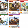 Mecha Collection Dragonball Vol01-5 : Mecha Collection Set (ถึงปัจจุบัน)