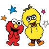 Sesame Street * Happy Days