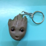 Guardians of the Galaxy Vol. 2 - Baby Groot Soft Keychain