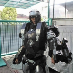 IronMan War Machine Life size
