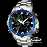 นาฬิกา Casio Edifice Analog-Digital ADVANCED MARINE LINE รุ่น EMA-100D-1A2VDF