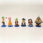 One Piece World Collectable Figure DressRosa 4