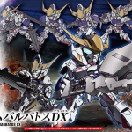 BB 401 Senshi: Gundam Barbatos DX 1200yen