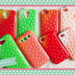 Strawberry case for Samsung มีมา 3 รุ่นเลย Note2 ,S3,S4