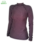 base layer ลาย pattern mini polka dot