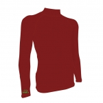base layer สี Maroon