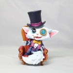 League of Legends - Gentleman Gnar Figure