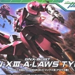 HGOO23 1/144 GN-XIII A-Laws Type 1200y