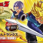 Figurise-Standard: Super Saiyan Trunks 2500yen