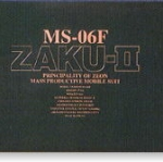 Perfect Grade 1/60: ZakuII Mass Produciton สีเขียว 12000ั