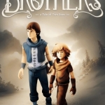 Brothers A Tale of Two Sons ( 1 DVD )